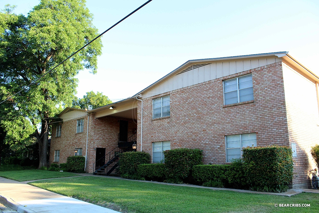 Jamestown Apartments - Baylor Apartments & Off-Campus ...