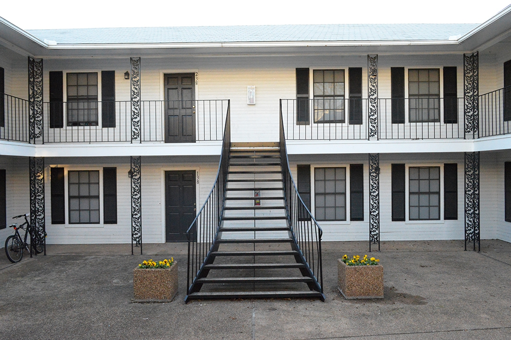 University Plaza Apartments Waco Tx